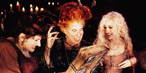 Bette Midler Is Ready For 'Hocus Pocus 2,' So 'Inundate