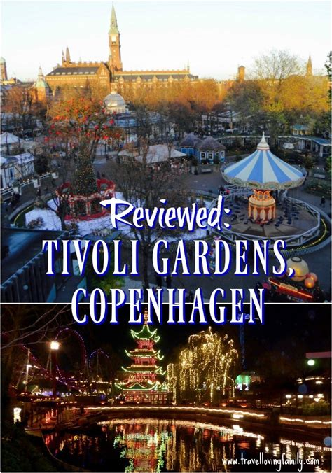 Family day out at Tivoli Gardens, Copenhagen - Travel