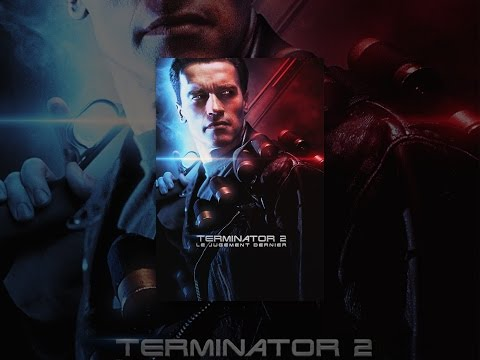 Terminator 2 3D International and Asia Posters