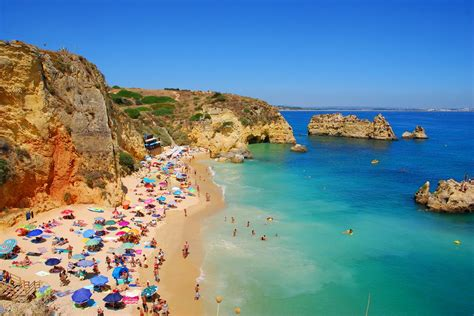 Travel to The Algarve - Discover The Algarve with Easyvoyage
