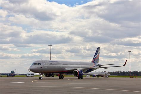 Aeroflot Takes Delivery of New Airbus A321 named E