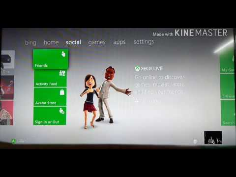 How to Recover an Xbox Live Account*new dashboard* [ NOOB