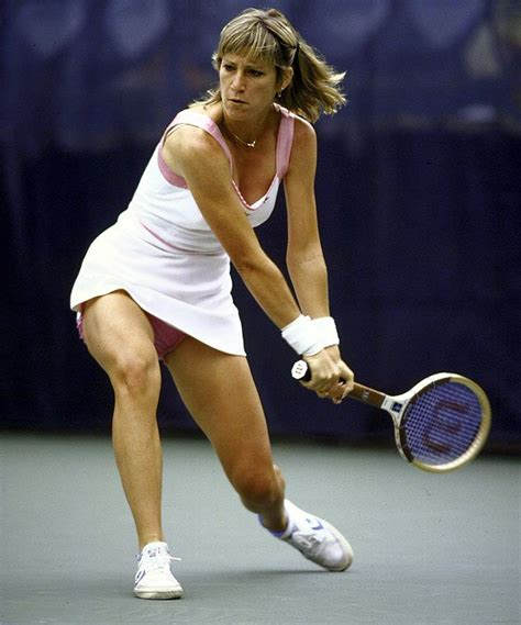 Chris Evert - tennis | Other Women Athletes We Love