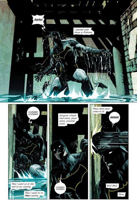 How Batman Escaped From Bane's Prison – Comicnewbies