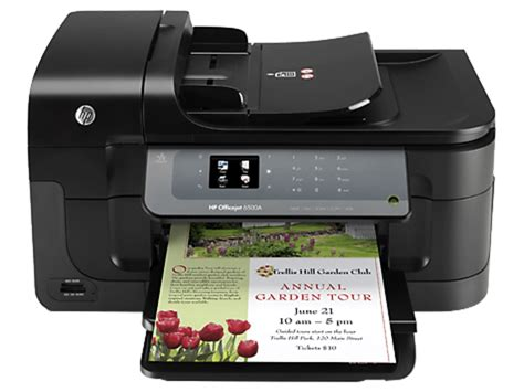 HP Officejet 6500A e-All-in-One Printer - E710a drivers
