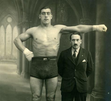 English news | Boxer Primo Carnera, Italy's gentle giant