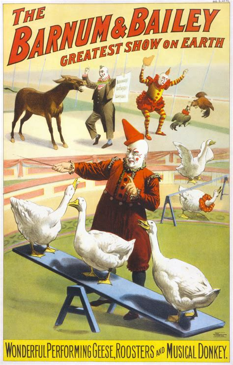 File:Barnum & Bailey clowns and geese2