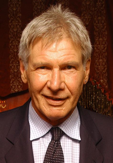 Harrison Ford Seen In Public For The First Time Since