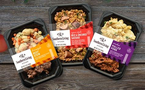 'Southern Living' Extends Brand To Ready-To-Eat Meals 04