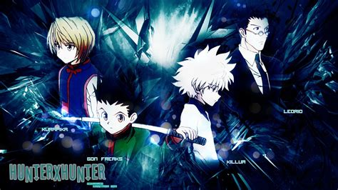 Top 5 Best Hunter x Hunter 2011 Fight Scenes - YouTube
