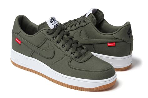 Nike, Supreme team up to launch Air Force 1 Supreme - Nike