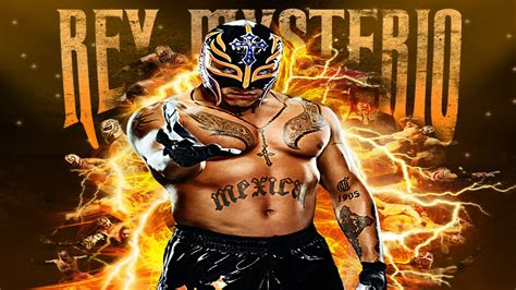 Rey Mysterio Returning to WWE in 2015! - YouTube