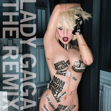 The Remix - Lady Gaga — Listen and discover music at Last