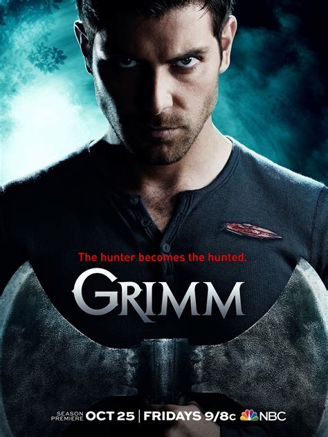 Grimm (#5 of 8): Extra Large Movie Poster Image - IMP Awards