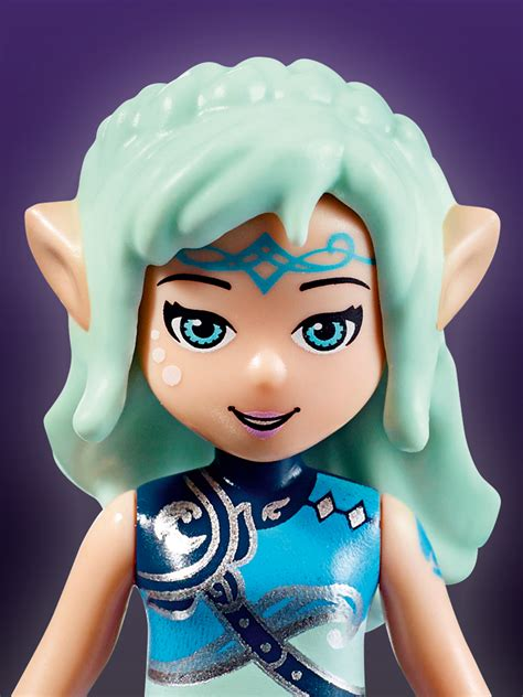 Naida the water elf - LEGO® Elves - Characters and