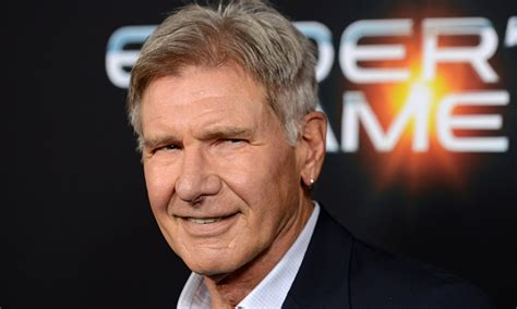Harrison Ford recovering well after breaking leg on Star