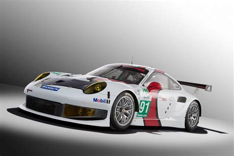 2013 Porsche 911 GT3 RSR - Picture 499730 | car review