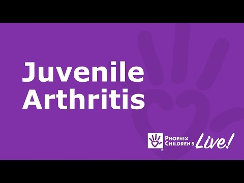 Juvenile Idiopathic Arthritis is strongly associated with