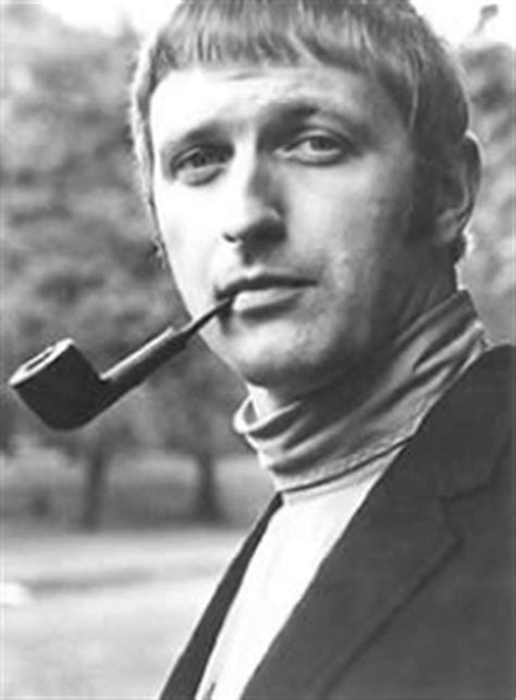 Graham Chapman (from Monty Python) Smoking a Pipe