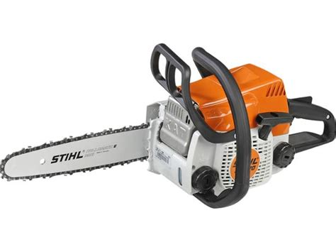 Stihl MS 170 D chainsaw review - Which?