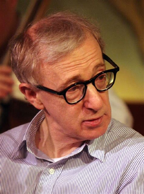 Young Woody Allen Quotes
