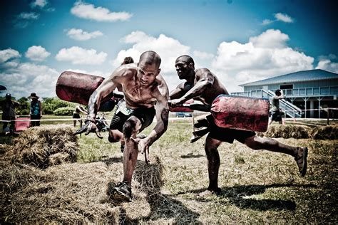 Obstacle Course Races: The 7 Best Mud Runs   HiConsumption