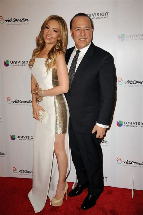 2015   Thalia and Tommy Mottola Pictures   POPSUGAR Latina