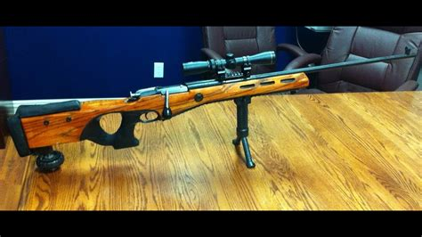 Another Mosin Nagant Project Part 1 - YouTube