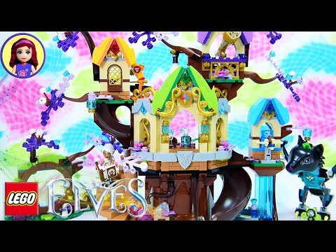 Azari the fire elf - LEGO® Elves - Characters and