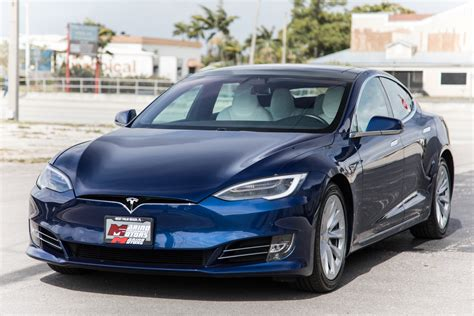 Used 2018 Tesla Model S 100D For Sale ($86,900) | Marino