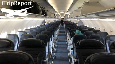 Spirit Airlines A321 Review - YouTube