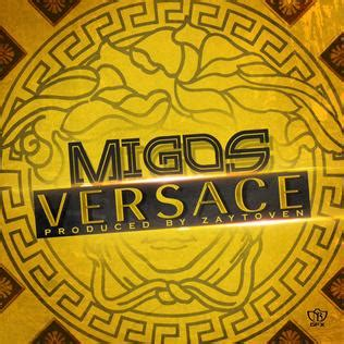 Versace (song) - Wikipedia