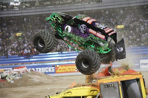 Smarty Giveaway: Four tickets to the Monster Jam® truck