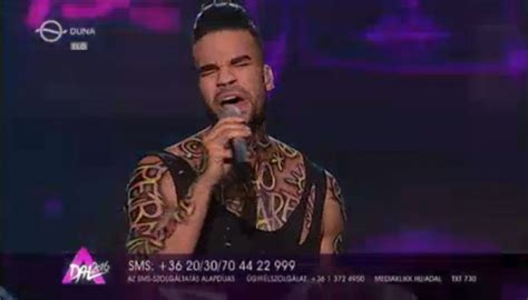 """Wiwi Jury: Hungary's Kállay Saunders Band with """"Who We Are"""""""