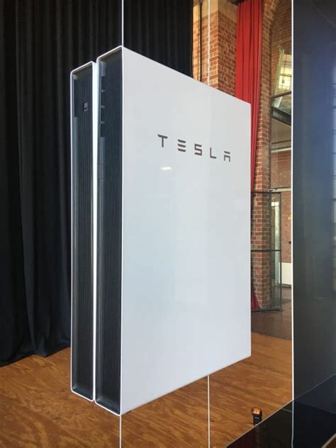 Tesla launches Powerwall 2, says all solar homes will have