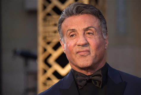 Sylvester Stallone, his life, his dreams, his watches