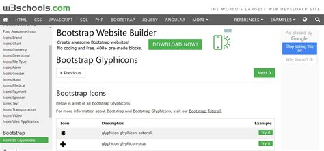 Bootstrap Icons Download