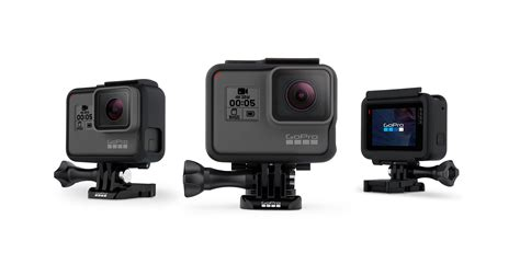 GoPro Hero 6 Black Could Feature 60fps 4K Recording