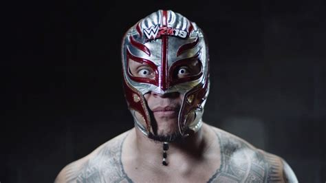 Rey Mysterio is coming back to WWE 2K19 - YouTube