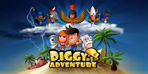 Diggy's Adventure Hack Cheat Gems, Coins Unlimited