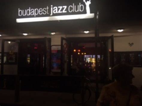 Budapest Jazz Club - 2019 All You Need to Know BEFORE You
