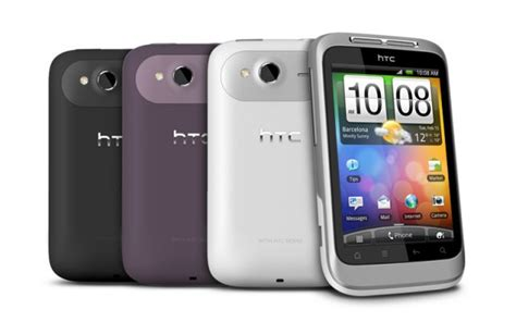 Latest Technology Products: HTC Wildfire S - Desire S