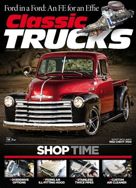 Classic Trucks Magazine | News and Features about Classics