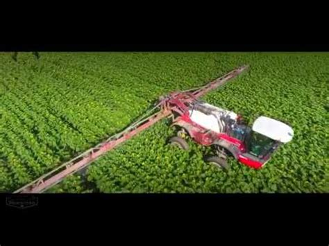 Agrifac Condor - Totya Farm Kft 2018 - Hungary - YouTube