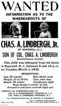Lindbergh Kidnapping Note - Lindbergh kidnapping