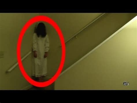 Real Ghost caught on video (The Haunting Tape 02) - YouTube