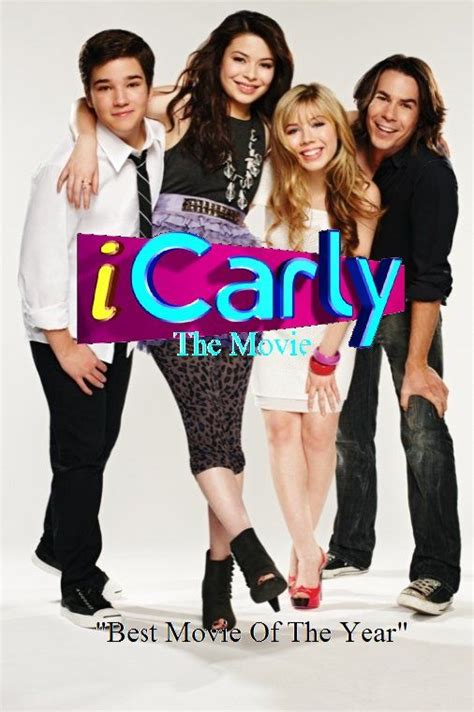 Wiki News/iCarly: The Movie Now On DVD! - Ceauntay Gorden
