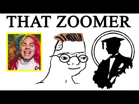 Zoomer meaning