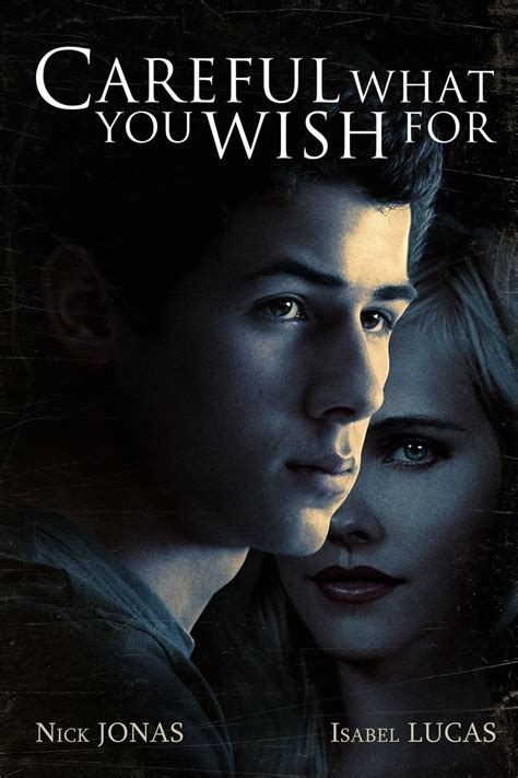 Careful What You Wish For DVD Release Date August 2, 2016
