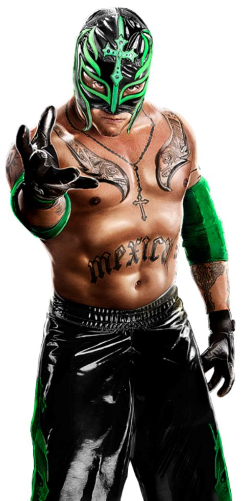 WWE Rey Mysterio - Page 6
